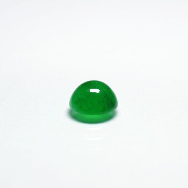 em6184 ひすい11.59ct(中央宝石研究所鑑別書付)